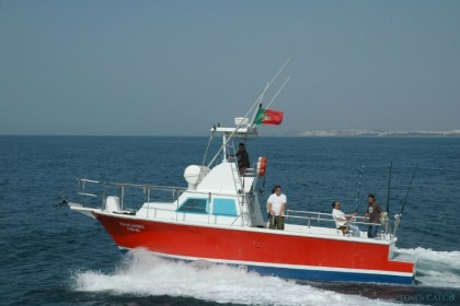 Rascasso Algarve fishing