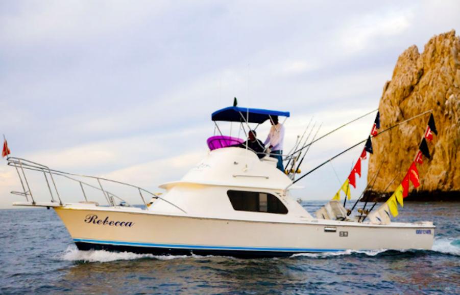 Fishing Charter Rebecca