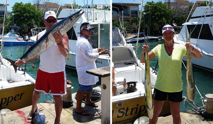 Fishing Charter Reel Screamer
