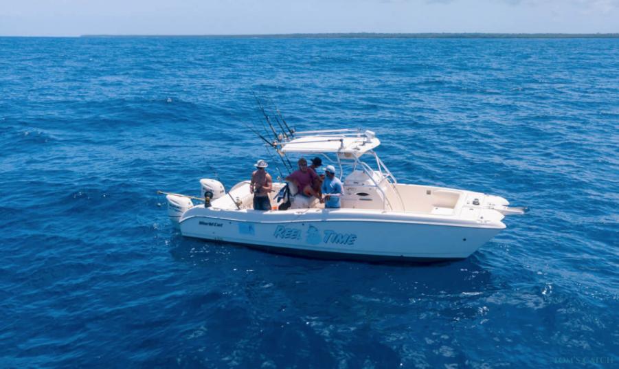 Fishing Charter REEL TIME