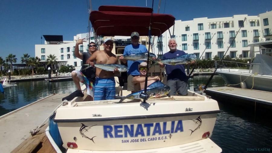Fishing Charter Renatalia