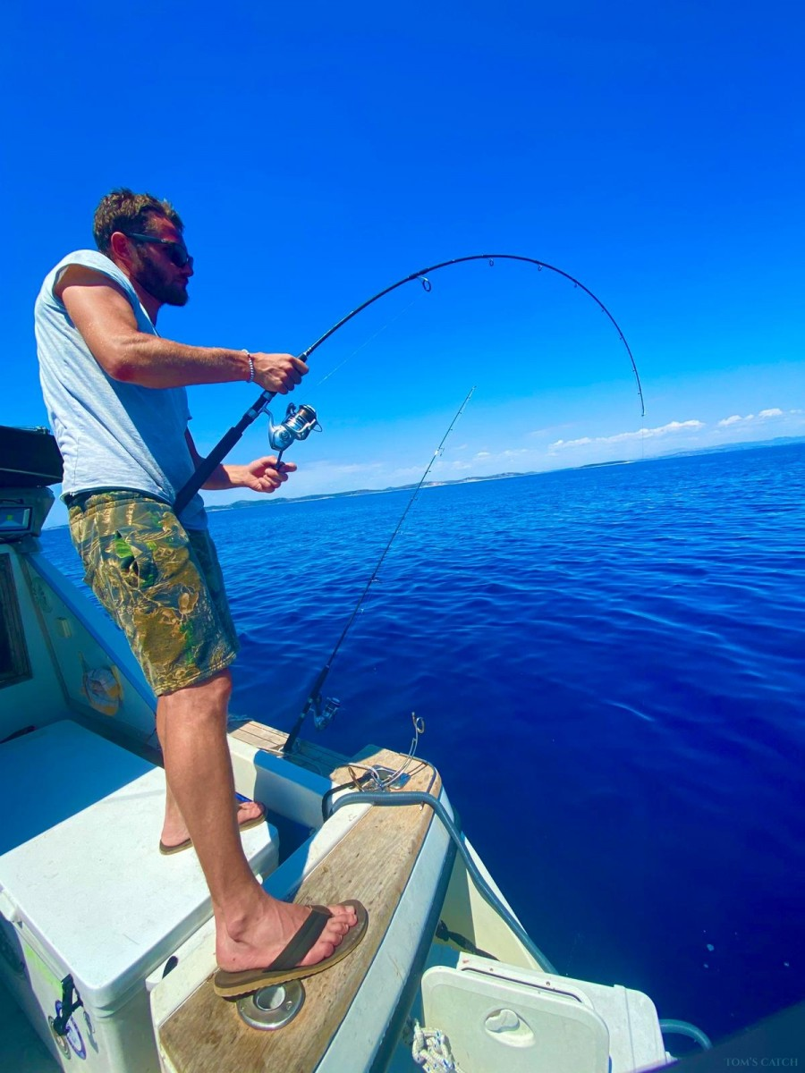 Fishing Charter Rib 8 Seapro