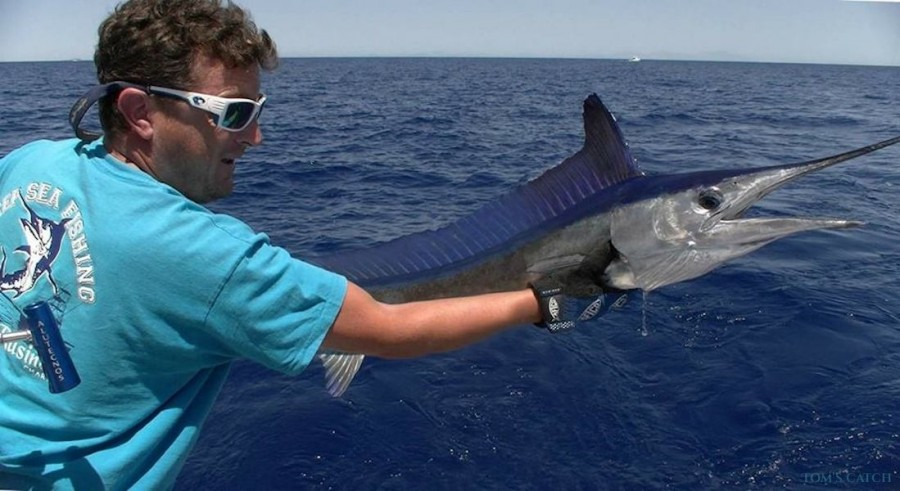 Fishing Charter Risky Business