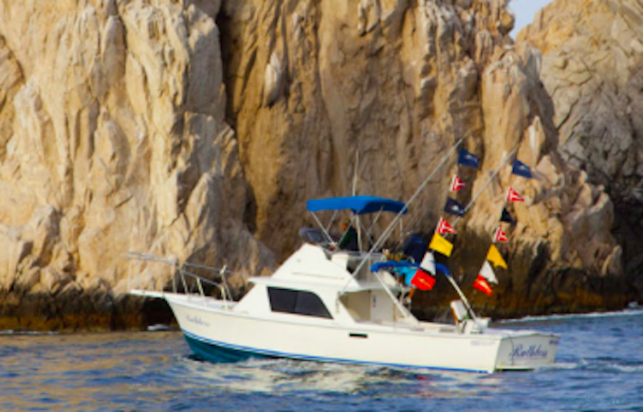 Fishing Charter Ruthless