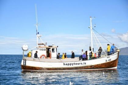 Saga  fishing