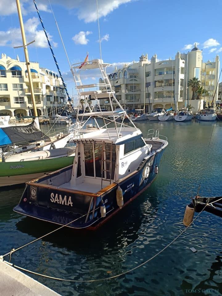 Fishing Charter Sama