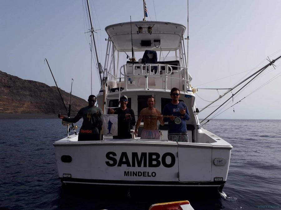 Fishing Charter Sambo