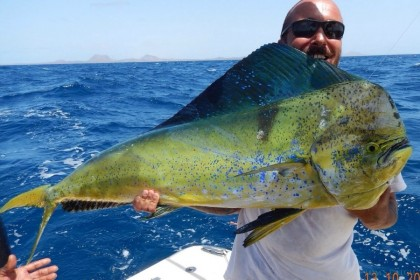 Sampei Cape Verde fishing