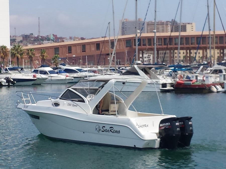 Fishing Charter San Remo