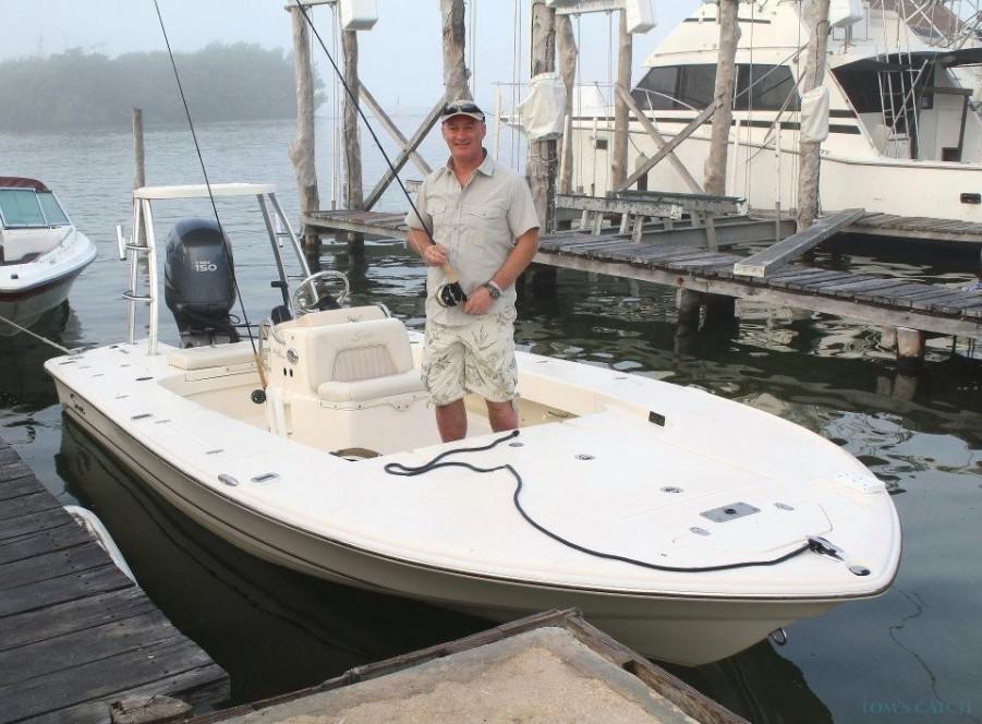 Fishing Charter Scout