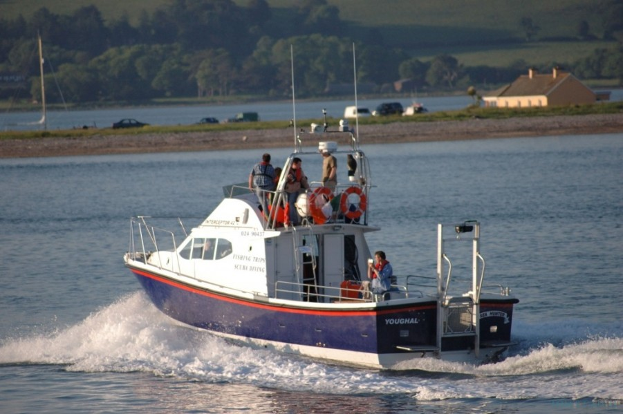 Fishing Charter Sea Hunter