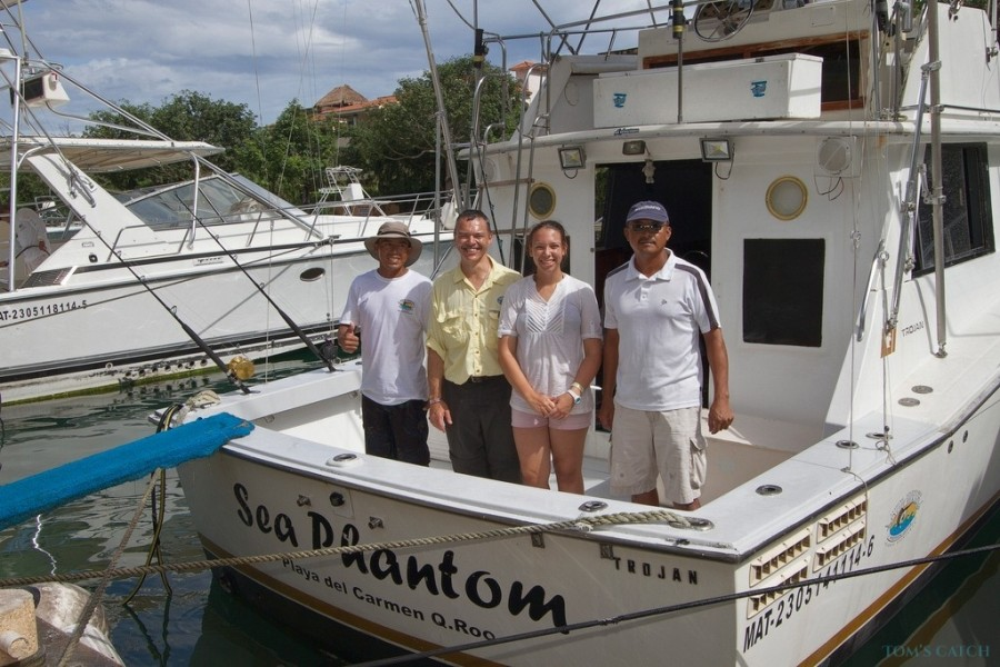 Fishing Charter Sea Phantom