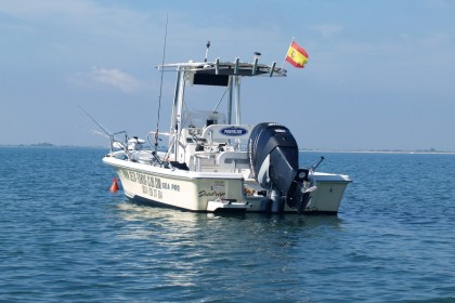 Fishing Charter Sea Pro