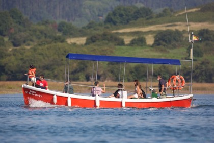 Sella Tazones fishing
