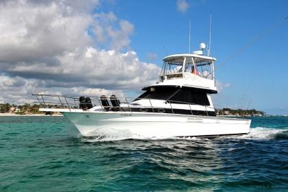 Sherlock II Punta Cana fishing