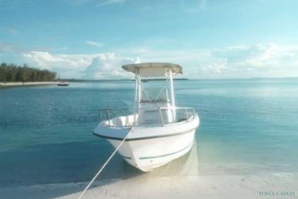Si Pronto Zanzibar fishing