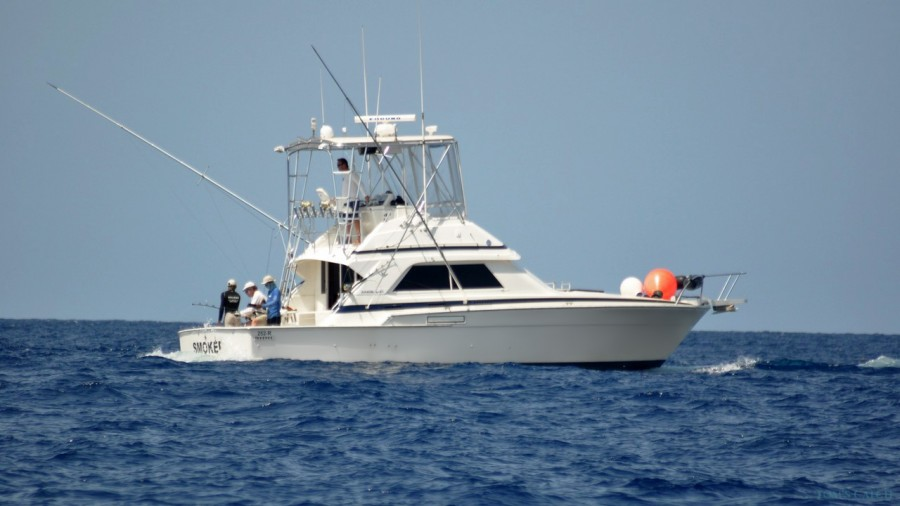 Fishing Charter Smoker