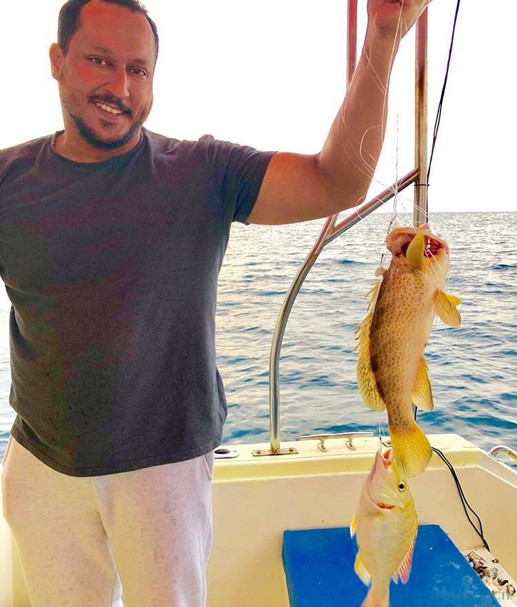 Fishing Charter SP Boat 1