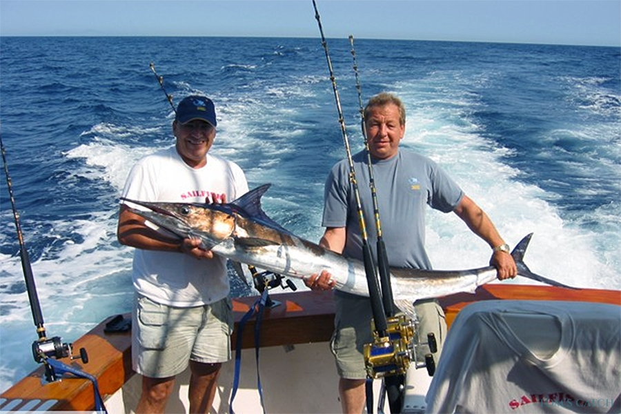 Fishing Charter Striker 44