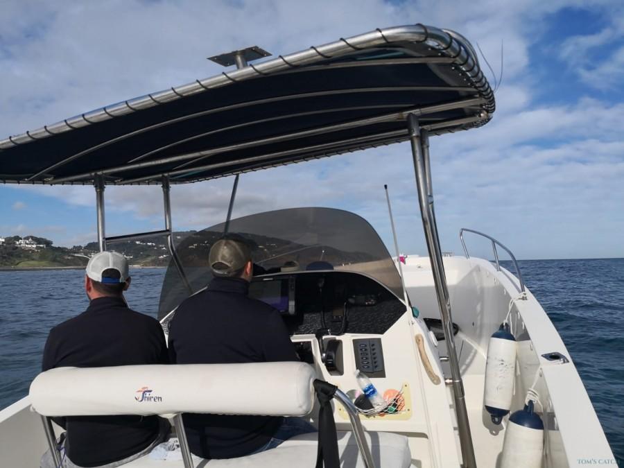 Fishing Charter Tangier Boat Fishing