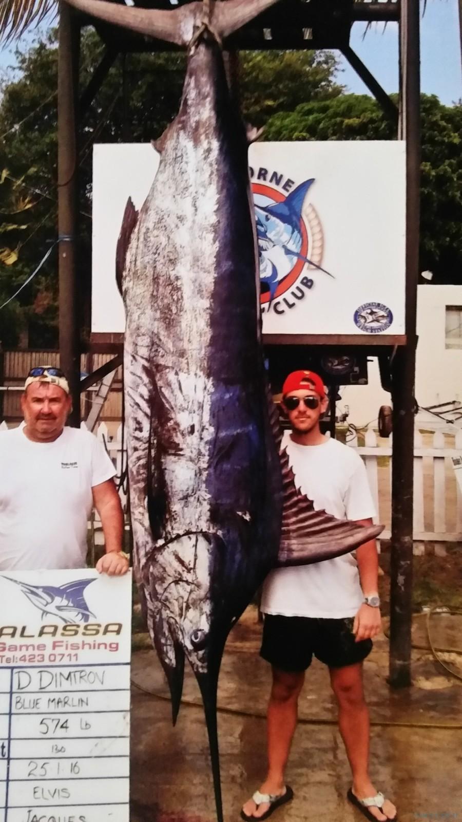 Fishing Charter Thalassa