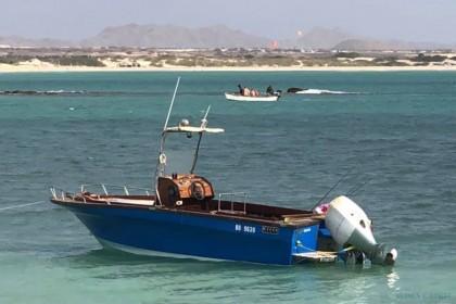 The Fenix Cape Verde fishing