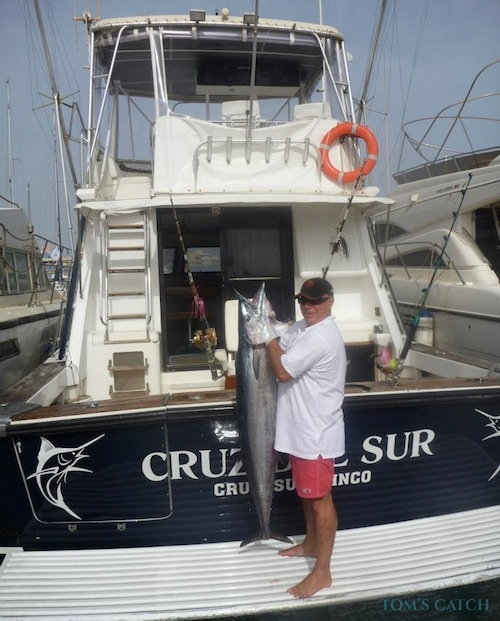 Fishing Charter Tonina Cruises