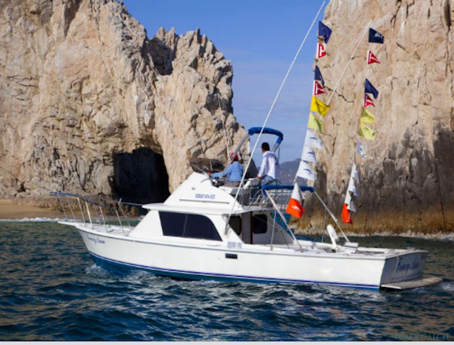 Fishing Charter Tracy Ann