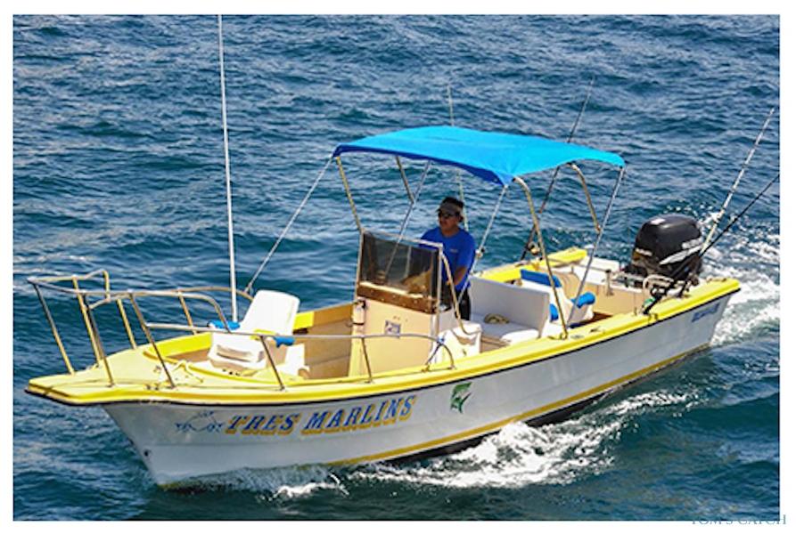 Fishing Charter Tres Marlins