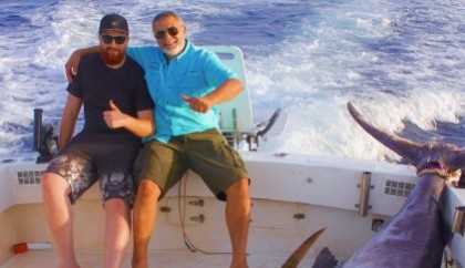 Xiphias Algarve fishing