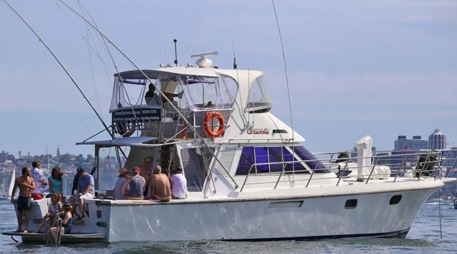 Fishing Charter Yackatoon