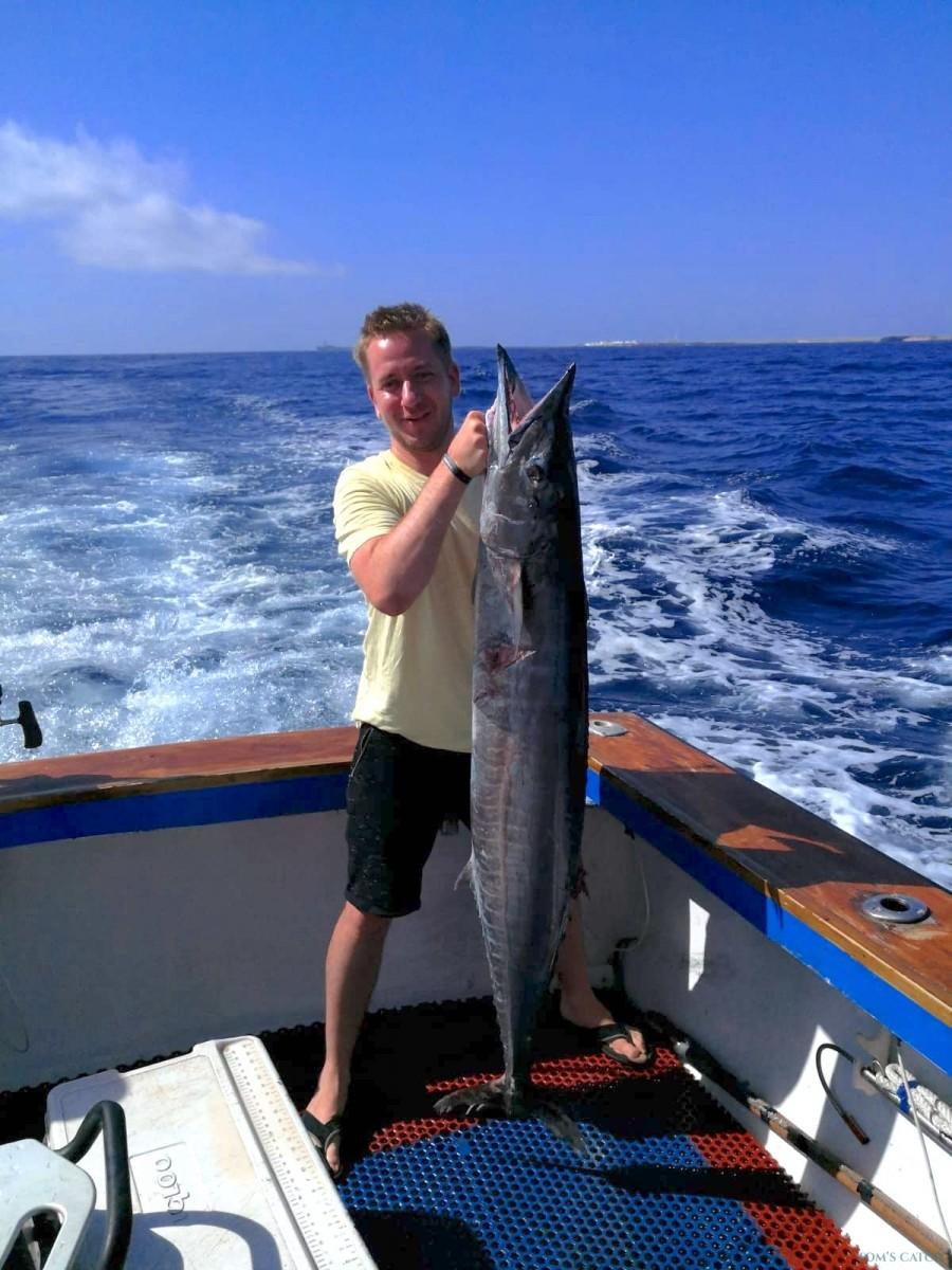 Fishing Charter Yellow Fin 1
