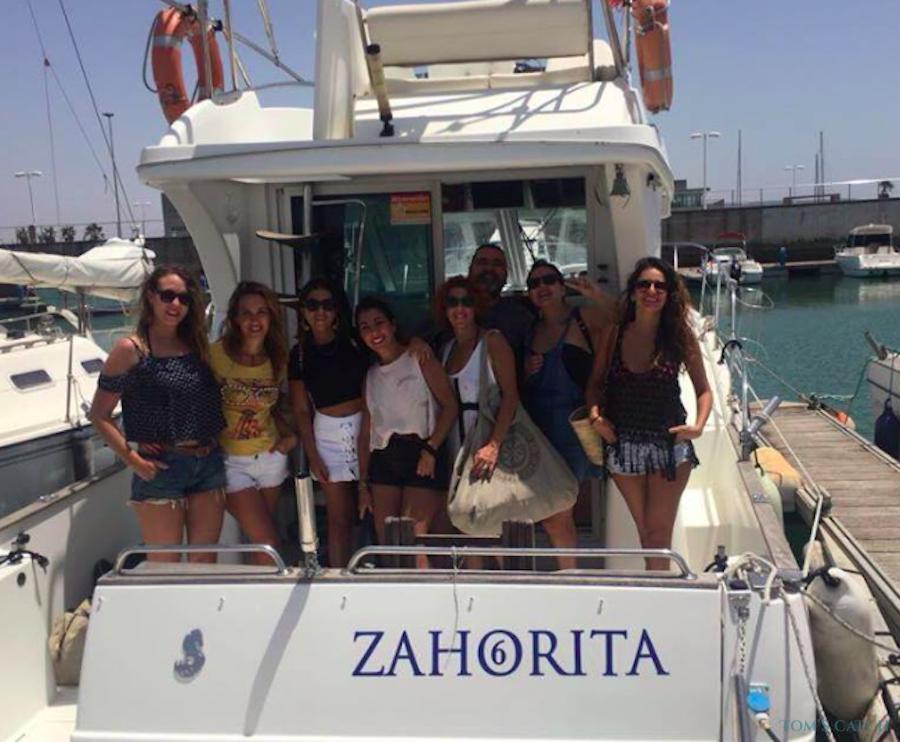 Fishing Charter Zahorita seis