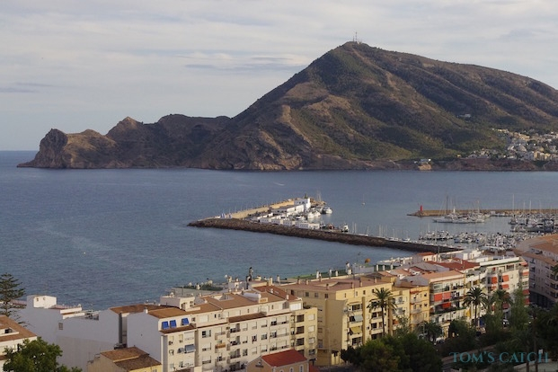 Fishing trips in Altea