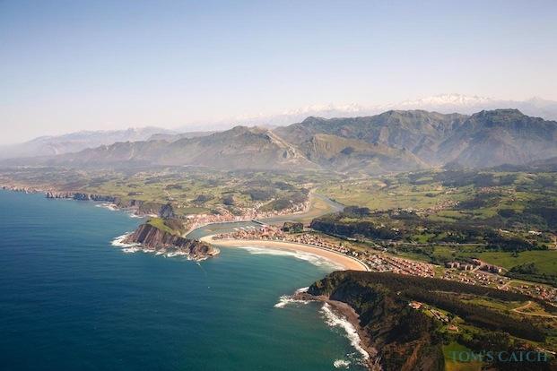 Fishing trips in Asturias