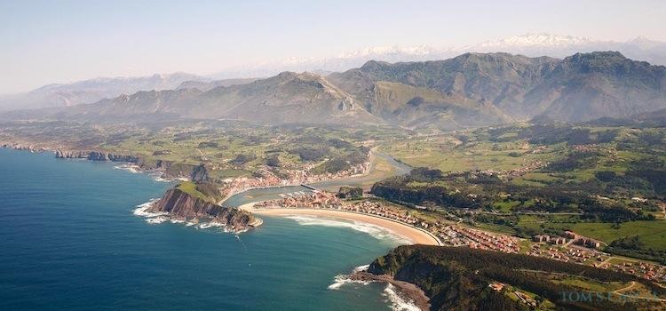 Asturias fishing zone