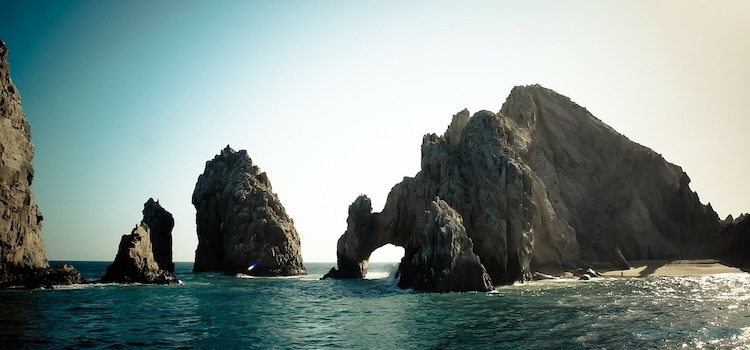 Cabo San Lucas fishing zone