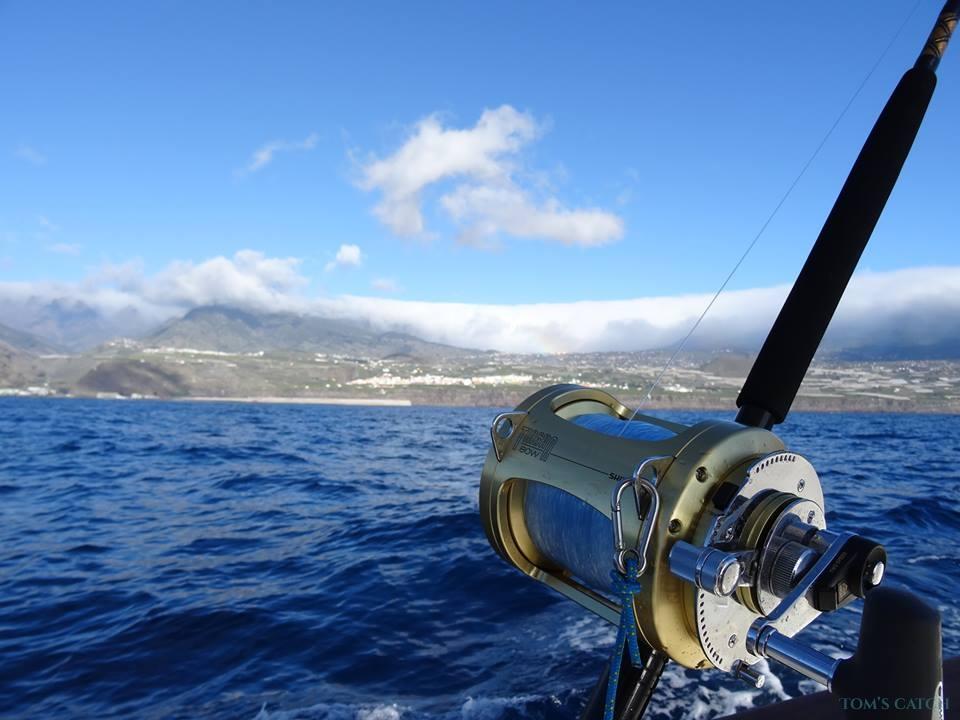 Canary Islands fishing zone