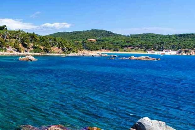Costa Brava fishing zone