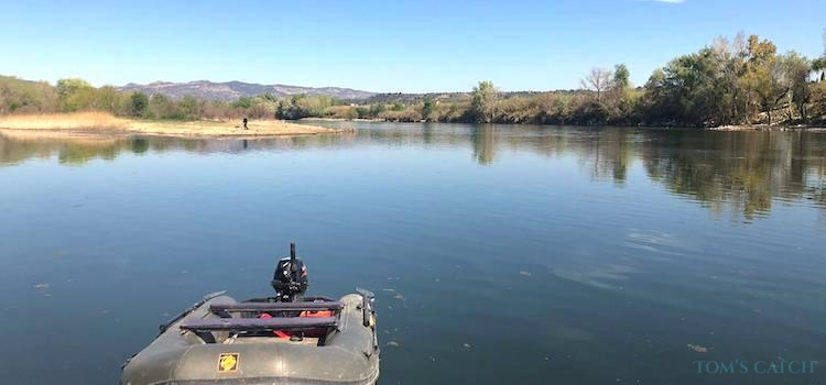 Ebro fishing zone