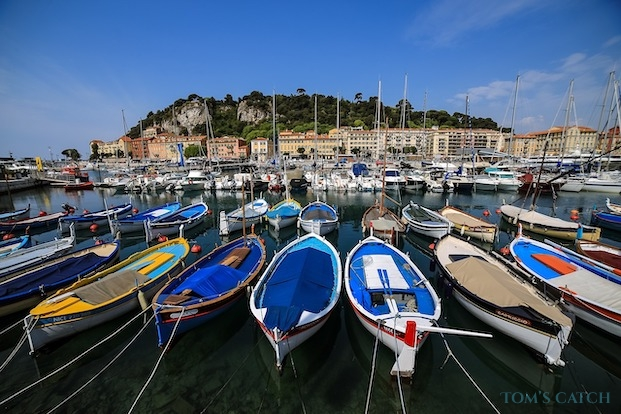 Fishing trips in French Riviera