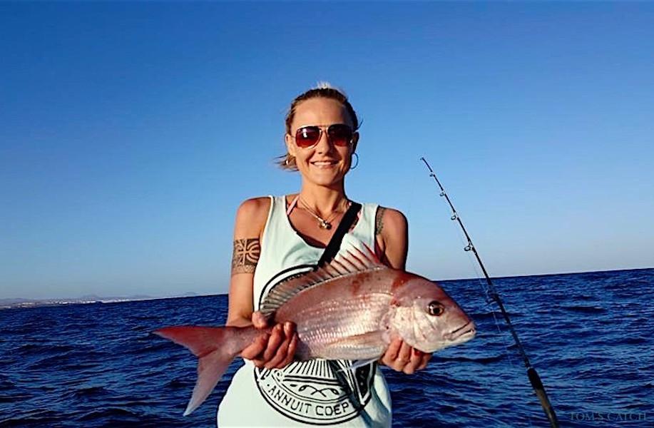 Fuerteventura fishing zone