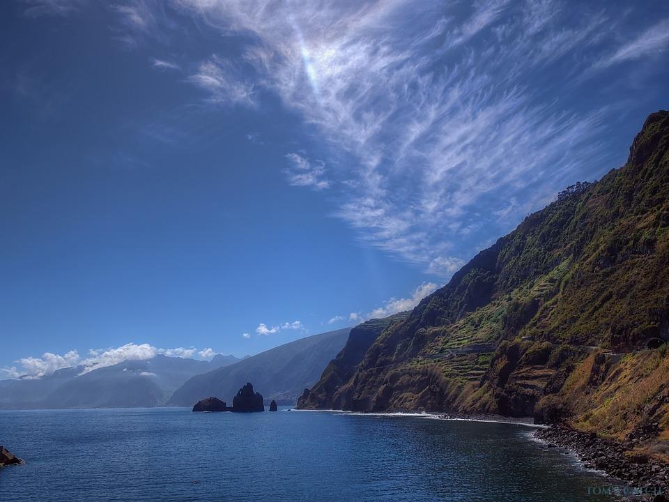 Madeira fishing zone