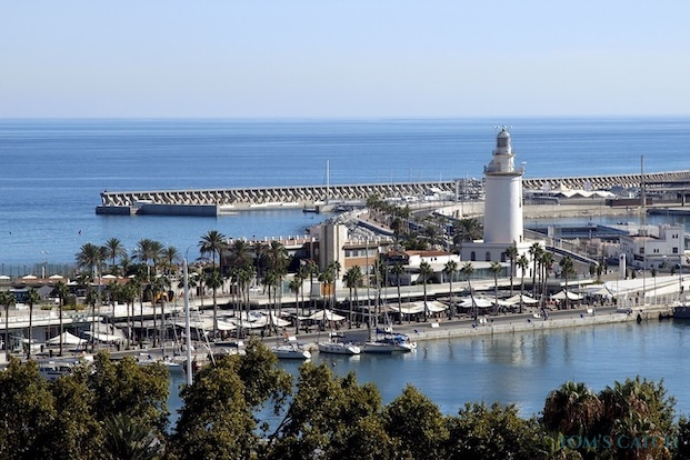 Fishing trips in Malaga