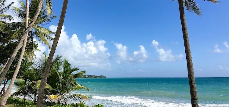 Martinique fishing zone