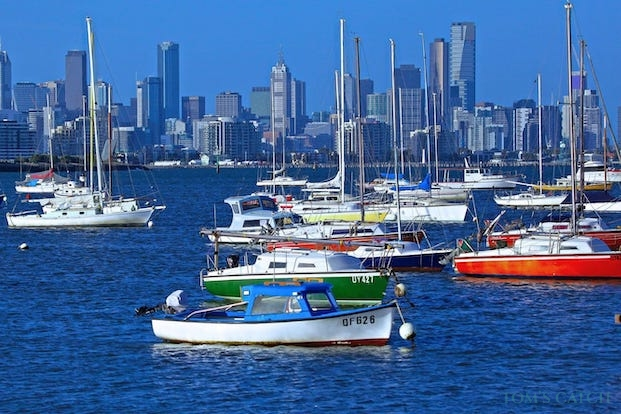 Fishing trips in Melbourne