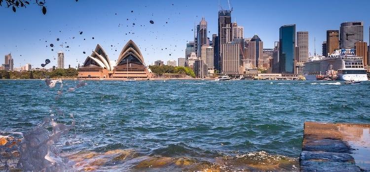 Sydney fishing zone