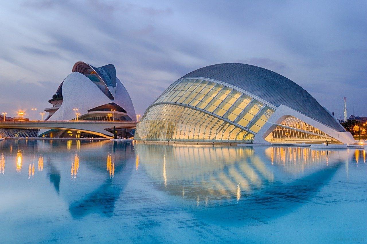 Valencia fishing zone