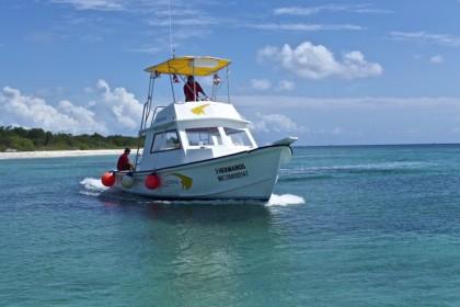 Charter de pêche 3 Hermanos