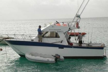 Charter de pêche Albatroz